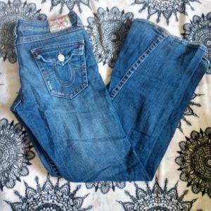 Bell Bottom Jeans by True Religion